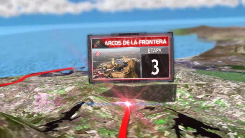 como es la etapa 3 de la vuelta a espana 2014