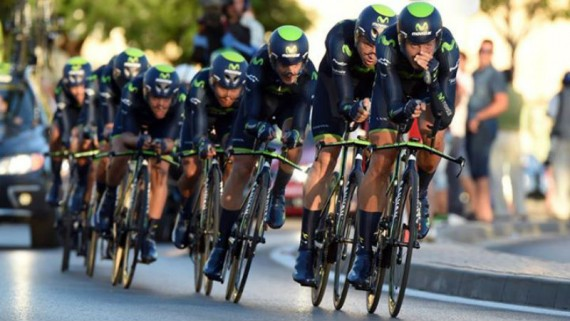 como fue la etapa 1 de la vuelta a espana 2014