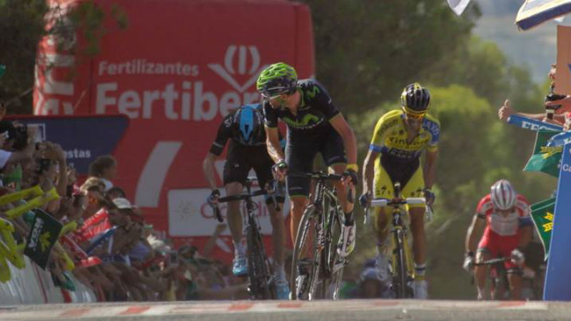 como fue la etapa 6 de la Vuelta a Espana 2014