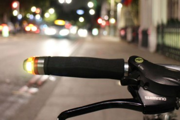 Luces WingLights son accesorios para bicicletas versátiles