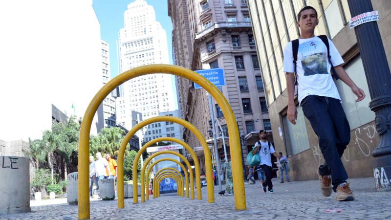 8000 nuevos estacionamientos para bicicletas en San Pablo