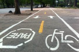 En bici por montevideo una de cal y una de arena