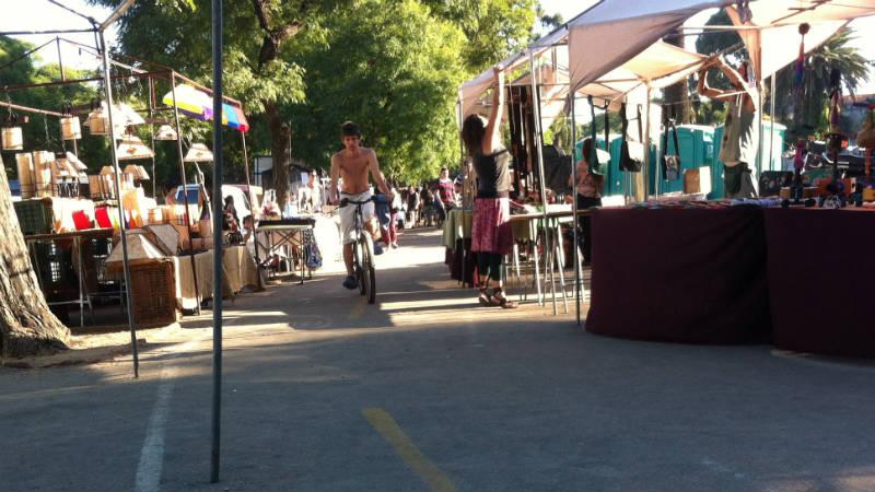 Una falta al respeto institucionalizada a quien circula en bici por Montevideo