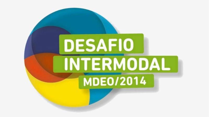 Desafio Intermodal Montevideo 2014 Bicicletas