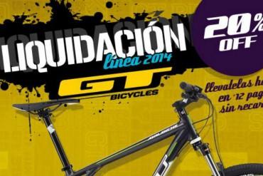 Imperdible oferta para comprar bicicletas GT en Uruguay