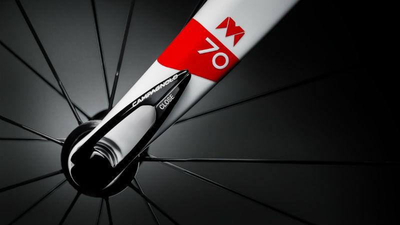 Vork EDDY70 Bike Bicicleta en homenaje a Eddy Merckx