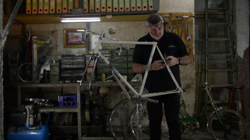 Para Sisquillo cada bicicleta es un mundo