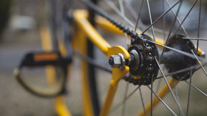 5 motivos por los que utilizo la bicicleta en la ciudad para ir al trabajo