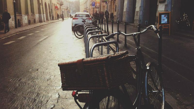 5 motivos por los que utilizo la bicicleta en la ciudad para transportarme