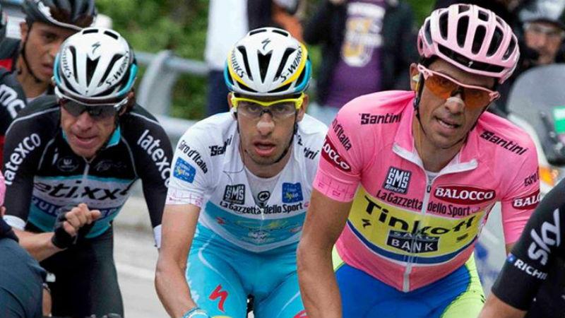 Alberto Contador Etapa 8 del Giro de Italia 2015