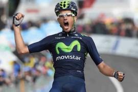Beñat Intxausti gano la etapa 8 del Giro de Italia 2015
