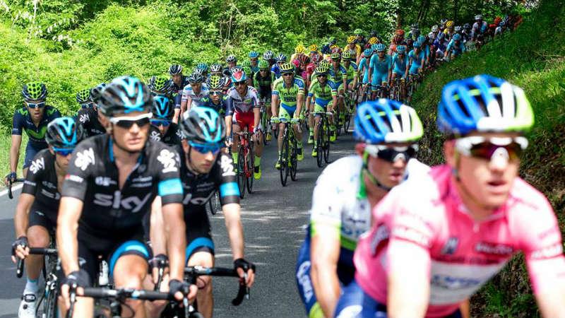 Como fue la etapa 5 del Giro de Italia 2015