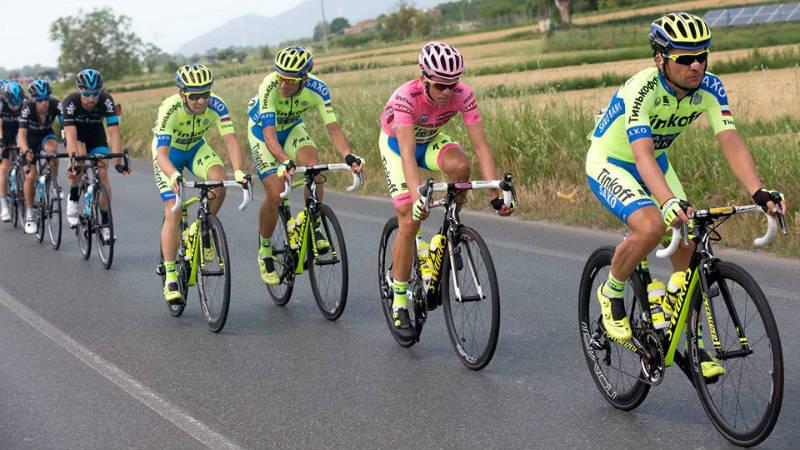 Como fue la sexta etapa del Giro de Italia 2015