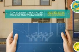 Concurso de diseno de bicicleteros en Buenos Aires