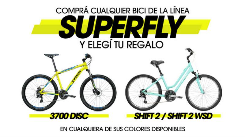 Excelente oferta para comprar bicicletas Trek en Uruguay