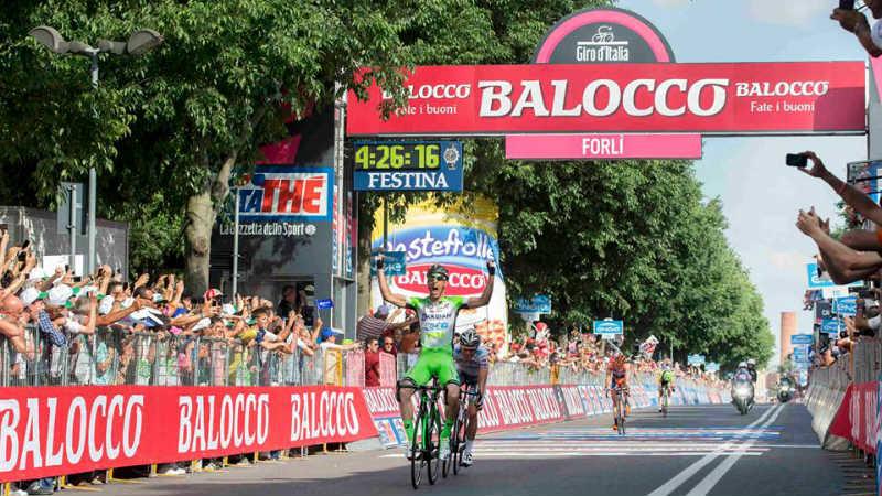 Nicola Boem gano la etapa 10 del Giro de Italia 2015