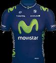 MOVISTAR TEAM TOUR DE FRANCE 2015