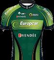 TEAM EUROPCAR TOUR DE FRANCE 2015