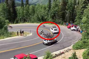 grave accidente tour de utah 2015 usa