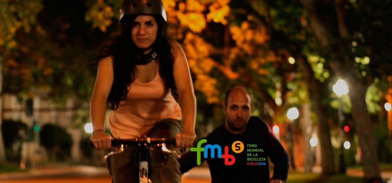 Hoy comienza el 5to Foro Mundial de la Bicicleta en Chile