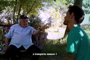 Qué opina Mujica de las bicicletas
