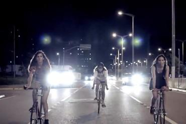 Ciclismo urbano Mujeres ciclistas piden respeto