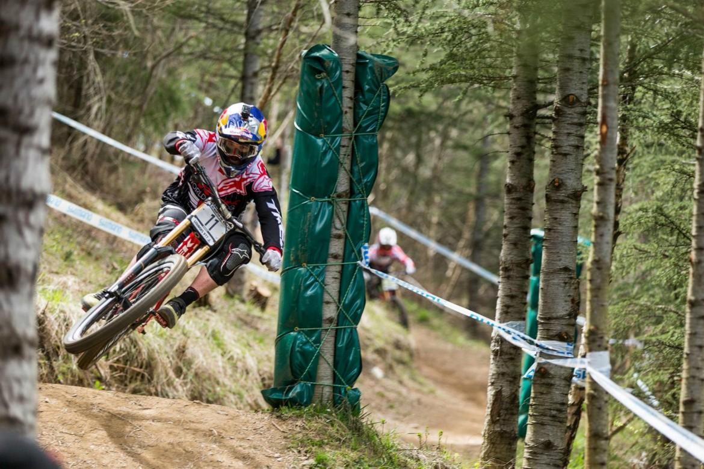 Quieres ver en vivo el campeonato mundial MTB Downhill
