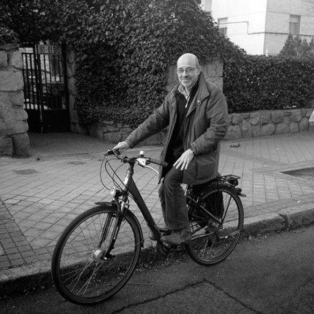 Alfonso Sanz Alduán | Expositores del Foro Mundial de la Bicicleta en Chile