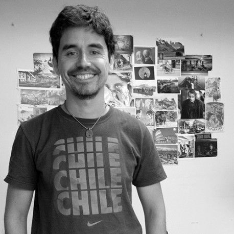 Alejandro Tirachini | Expositores del Foro Mundial de la Bicicleta en Chile