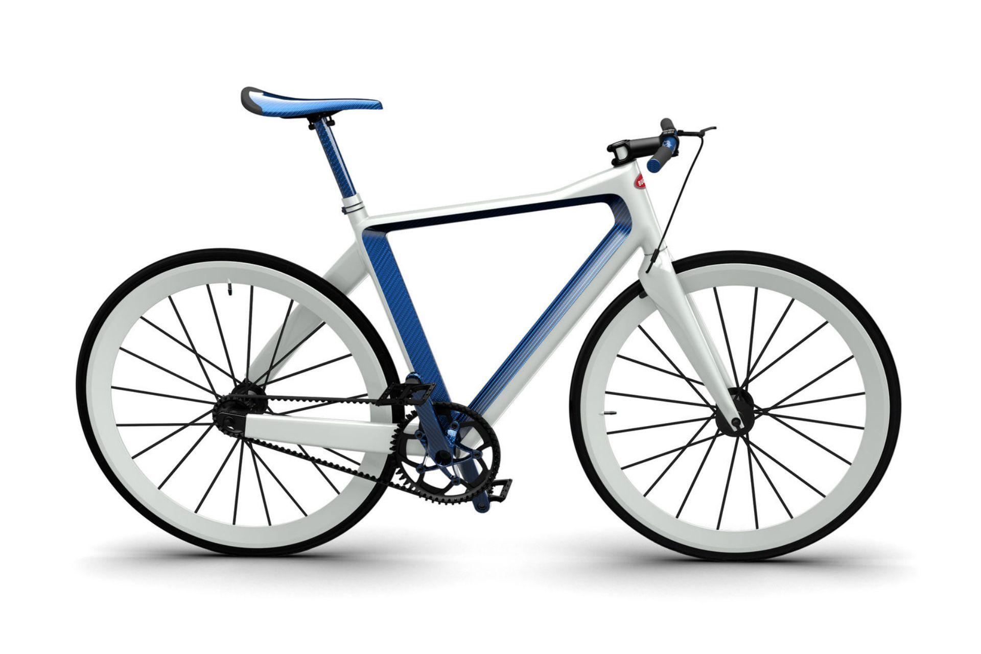 Bicicleta Bugatti PG la mas cara y liviana del mundo Muestra 2