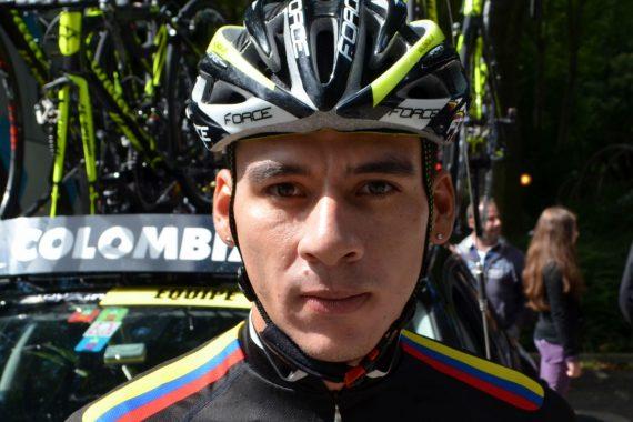 ciclista colombiano es detenido en italia por trafico de drogas